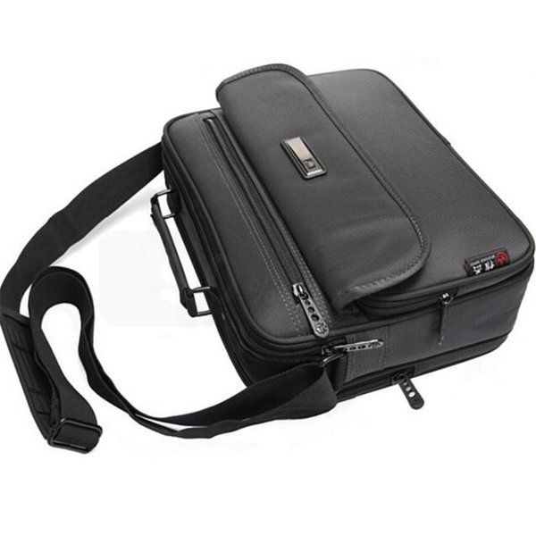 "Men Laptop Bag For Hp Lenovo Dell Ipad Acer 11"" 12"" 13"" 14"" 10"" 9"" Office Business Package One Shoulder Bag Waterproof Oxford #373638"