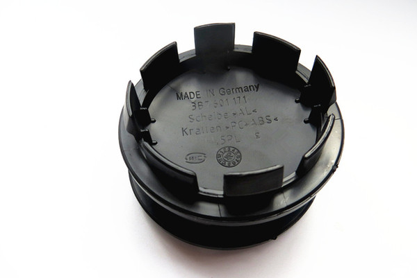 4pcs 65mm Car Wheel Center Cap Hub Cap Cover For VW Logo Badge Emblems 3B7601171 3B7 601 171 Car Styling