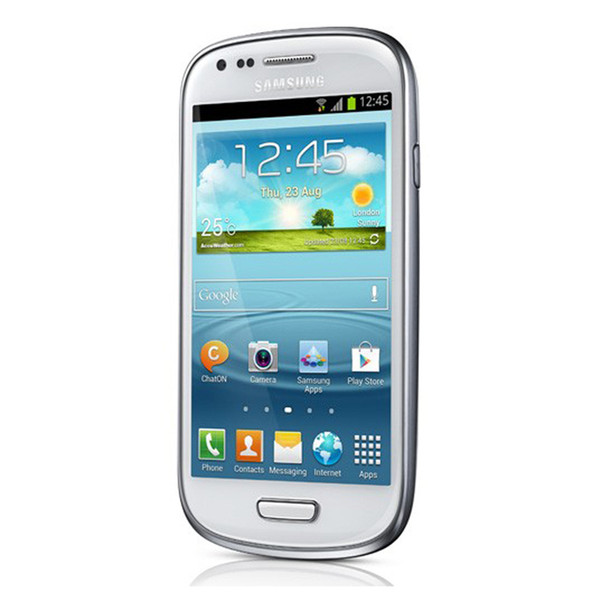 Refurbished Samsung GALAXY SIII S3 Mini 3G Lte (WCDMA) I8190 Android 4.1 4 inch Smartphone 1600MP Camera Dual Core Mobile Phone WCDMA