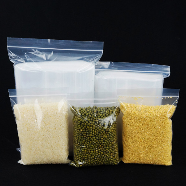 Free shipping 500pcs/lot diamond dustproof packing zipper lock bags, 6*9cm thicker Small PE ziplock, reusable jewelry packing poly sack