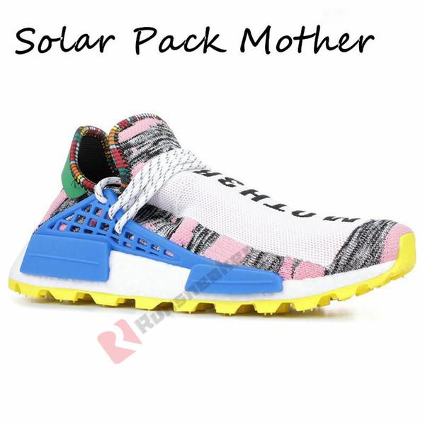 # 11 حزمة الطاقة الشمسية الأم