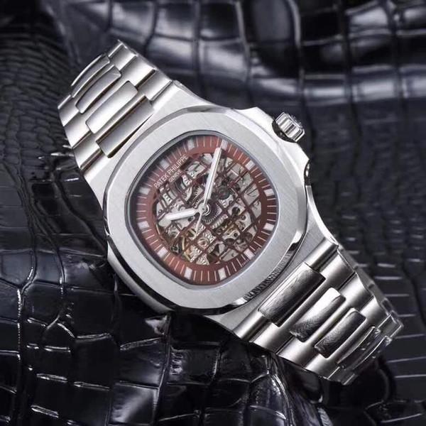 2020 Style in Box Herren-Uhr Mann Armbanduhren Größe 42 * 12mm freies Verschiffen @ 491205