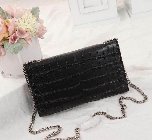 2019 hot sale fashion retro handbags purse womens leather bag chain bag crossbody bag and shoulder bags,size:24.5cm*15cm*5cm