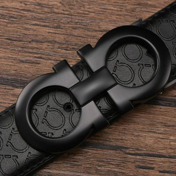 top popular Designer Belts Luxury Belts for Men Big Buckle Belt Top Fashion Mens Leather Belts Wholesale Luxruy Belt for Man Drop Shipping 2019