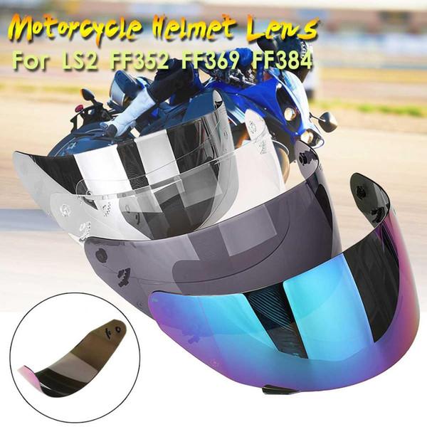 Full Face Helmet Lens Sun Visor Motorcycle For LS2 FF369 FF351 FF352 FF384
