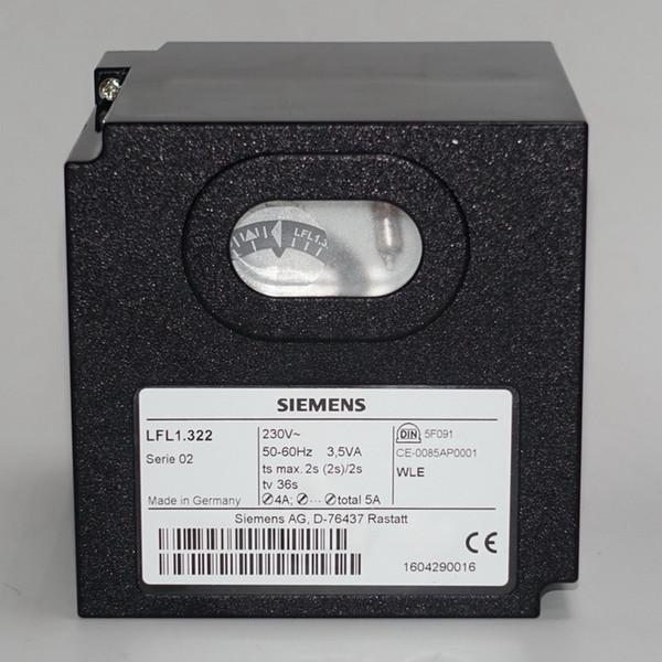 1 PC Original Siemens Gas Burner Program Controller LAL1.25 LAL2.25 LFL1.322 LFL1.333 LFL1.335 New In Box Free Expedited Shipping