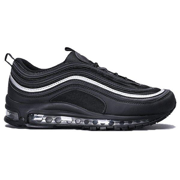 #14-Black White Silver