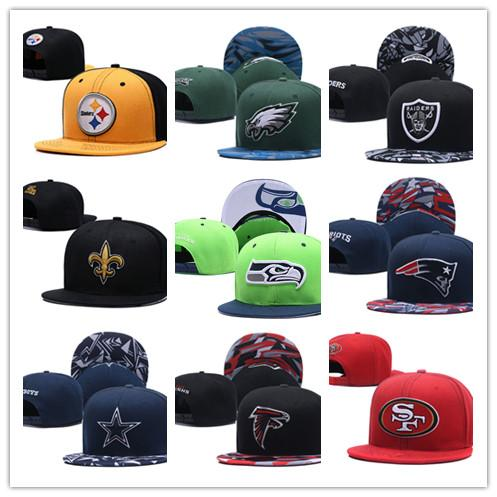 All Teams Hot Selling Men's Women's Basketball Snapback Baseball Snapbacks Football Hats Man Sports Flat Hat Hip-Hop Caps Thousands Styles