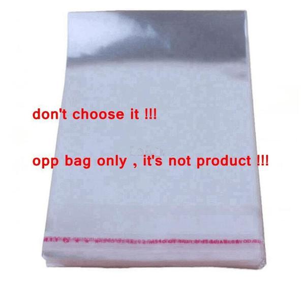 OPP Beutel, Produkt nicht einschließen, nicht wählen
