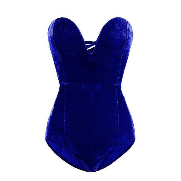 Royal blu Body