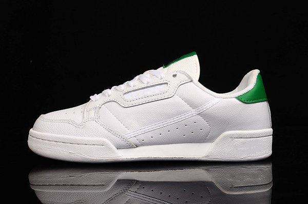 Continental 80 blanc vert