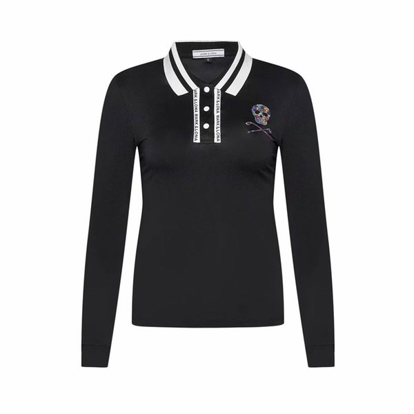 best selling New Women Golf Shirt Latest Spring summer MARK LONA Full Golf sports shirt Full Sleeves Anti-Pilling Full Golf T-Shirt Free shipping