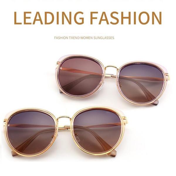 Miaoumiao 2019 nuove signore occhiali da sole a colori polarizzati occhiali da sole personalità 22011 occhiali da sole specchio di tendenza driver retro occhiali