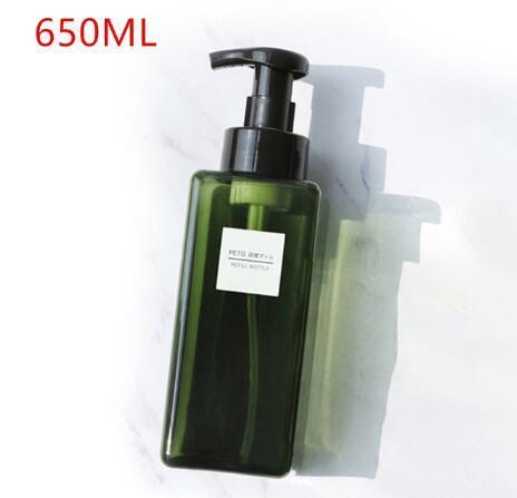 650ml etiqueta no verde