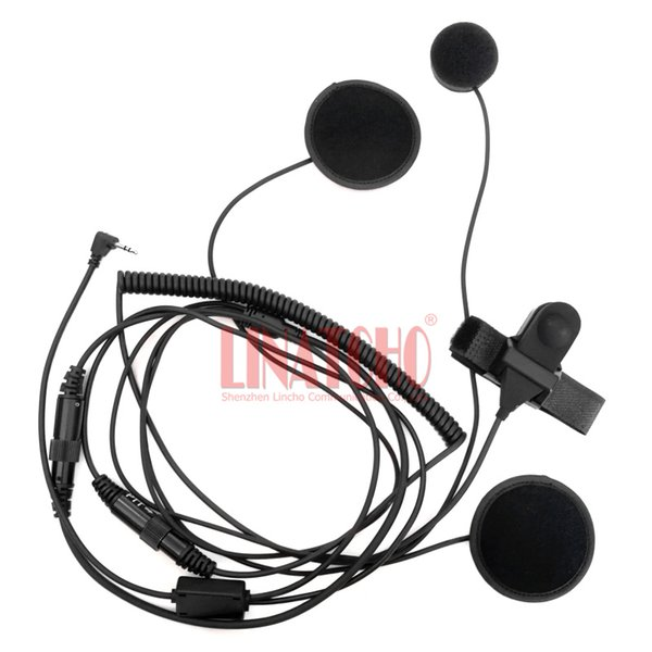 Earphone Earbud Speaker Mic For MOTOROLA Talkabout MR350R MR355R MR356R 1 pin
