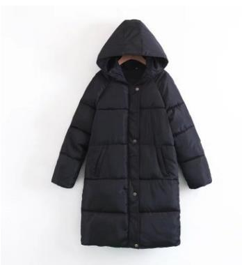 BLACK DOWN COAT