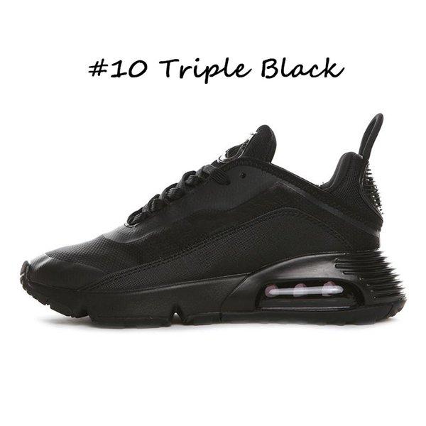 # 10 Üçlü Siyah
