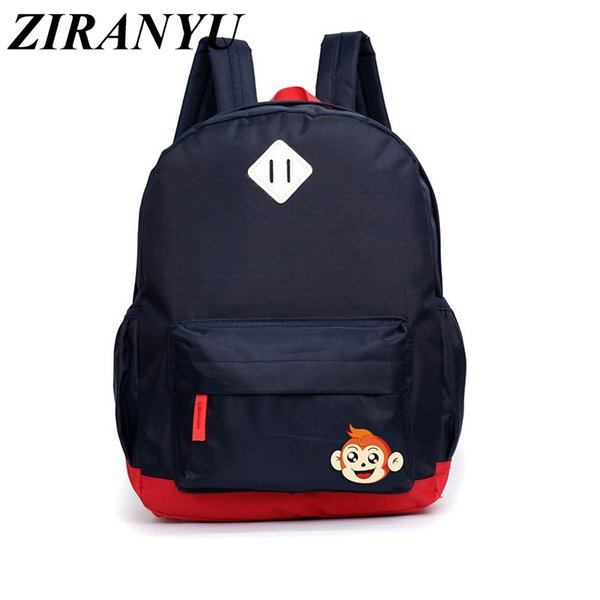 2019 Cartoon Kids School Backpack For Children School Bag For Kindergarten Girls Baby Student Boys Cute Backpacks