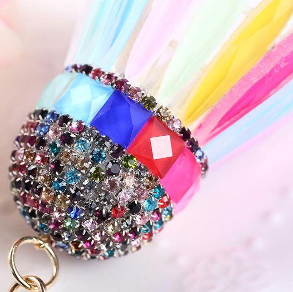 5PC Sport Goods Hanger Keychains, Multi-color Mini Badminton Key Chain, Cute Ball Keyrings, Car accessories