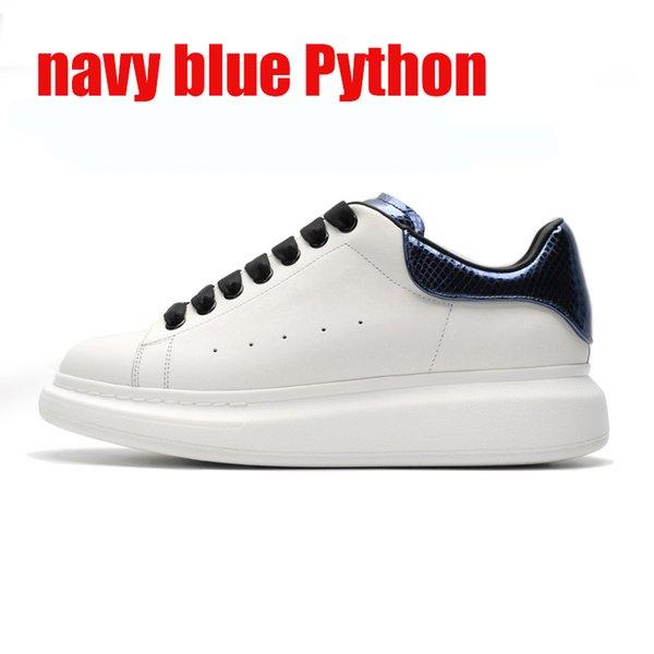 navy blue Python