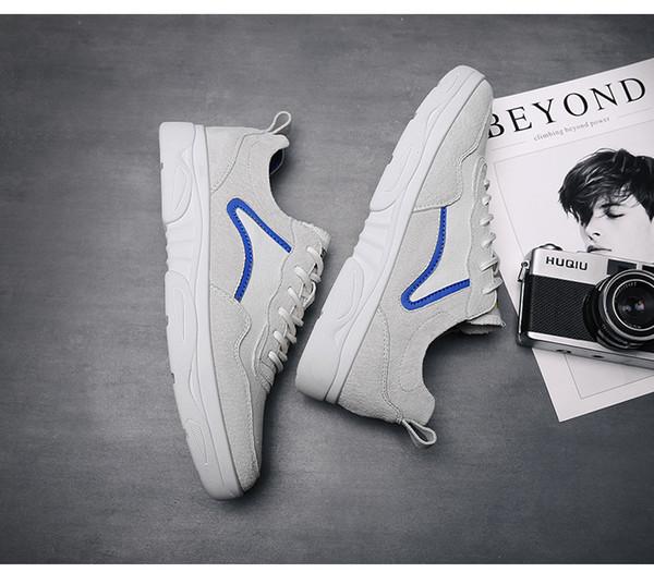 Primavera Juveniles Zapatos Y Compre Moda De Para Casuales Jóvenes Hombre Skate Otoño 1072 Zapatillas dorxeBECQW