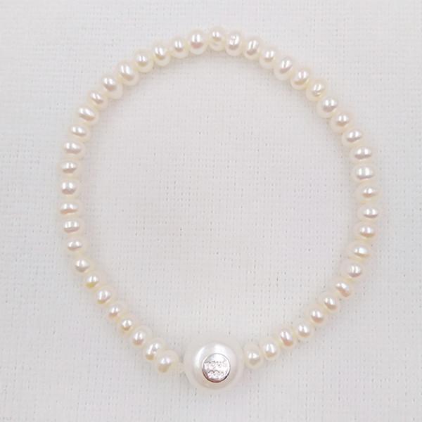 Authentic 925 Sterling Silver bracelets Pulsera Sweet Dolls De Plata Fits European bear bear Jewelry Style Gift 517091520