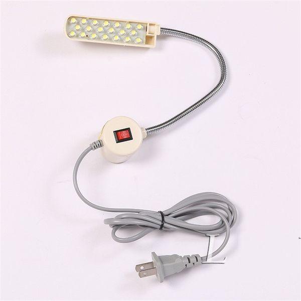 LED Düz Işık 10 Tahıl Lamba Boncuk Çevre Dostu Vurgulamak Dikiş Makinesi Aksesuarları Ağaç İşleme Araçları 6 5 tm E1