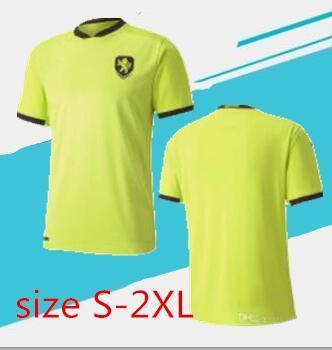 nuova REPUBBLICA CECA 2020 CZECH maglia da calcio 20 21 Patrik Schick Pavel Kadeřábek camisetas della nazionale maglie da calcio verde assente