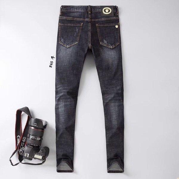 jeans20191026 otoño # 02q6 de 2019 nuevos hombres de alta calidad
