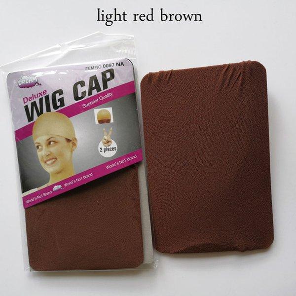 붉은 빛 brown30pcs