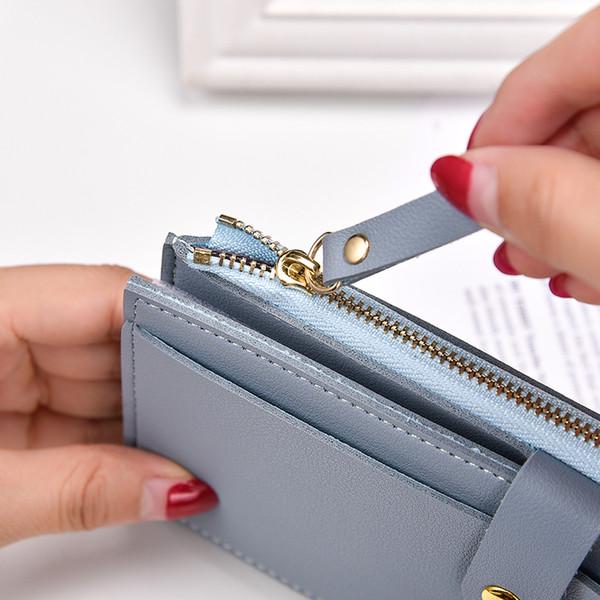 Femmes Longue Main Tenant Un Bracelet De Grande Capacité Portefeuilles Pu Boucle De Mode Femme Sac À Main Dame Sacs À Main Téléphone Poche Portefeuille