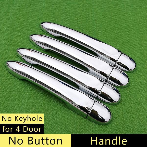 4Dr No Key No Button