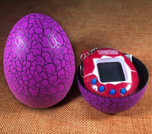 Purple Egg+Red Machine