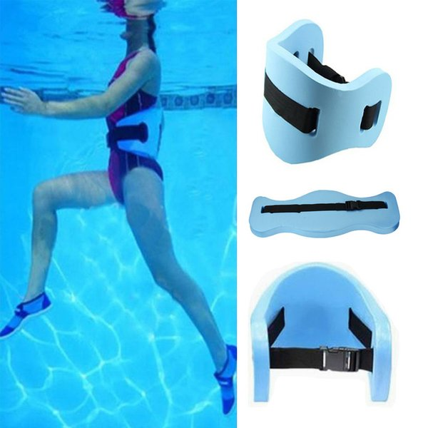 EVA Adjustable Back Floating Foam Board Swimming Belt Waist Training Assist Equipment Adult Children Tool Float board belt