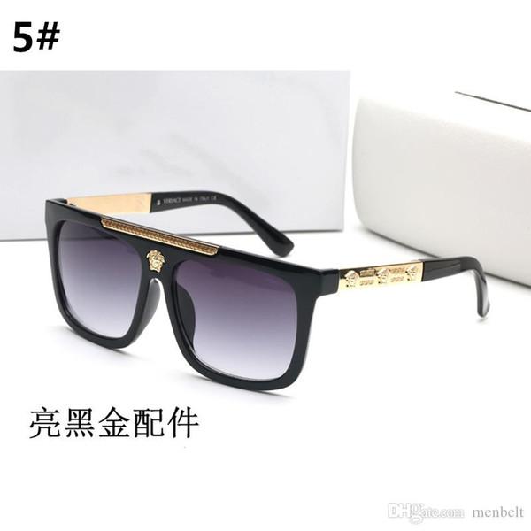 High quality Glass Lens Brand Designer Fashion Men and Women Sunglasses UV400 Protection Sport Vintage Sun glasses With white box