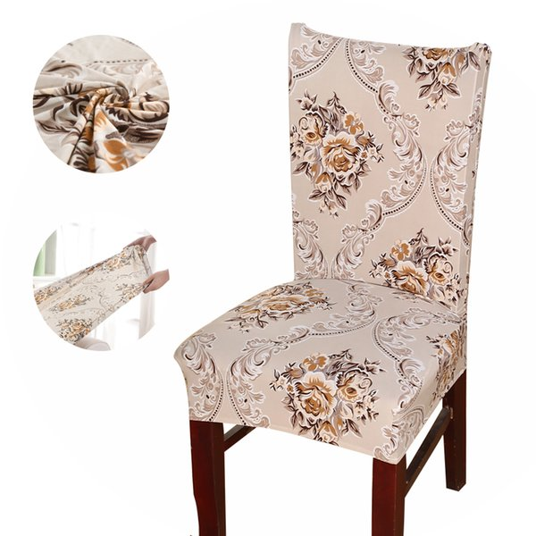 Kitchen Chair Covers Dinning Stretch Seat Covers For Chairs Slipcover Chair  House De Chaise Furniture Gray Cover Rental Chair Covers For Weddings ...