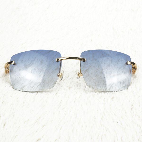 Blue Square Lenses