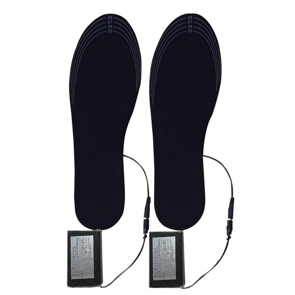 Heating Insole USB Charging Heated Insole Foot Feet Warm Electric Shoes Pad Mats