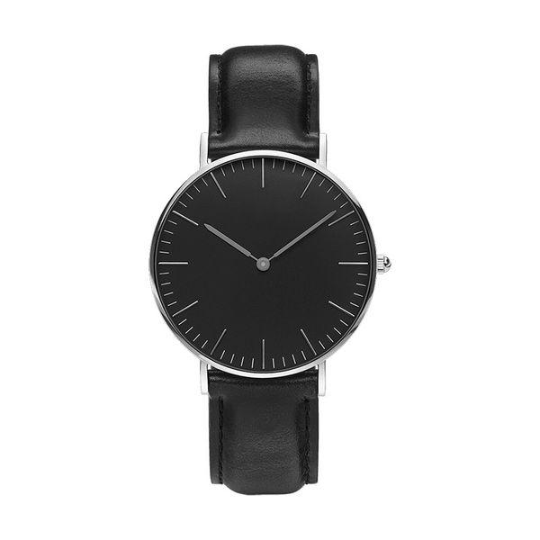 cinturón de plata negro-negro