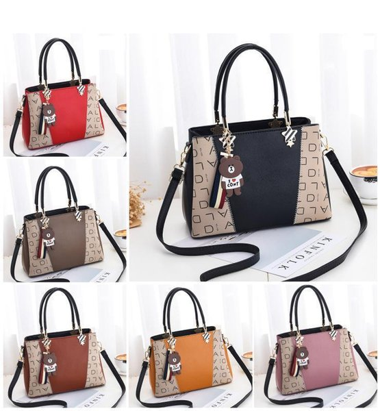 outlet boutique search for genuine great deals Sexy2019 Famous Designer Pop Ladies Luxury Bags Pu Leather Handbags Cheap  Price Lady Purse Shoulder Tote Bag Man Bags Crossbody Purses From ...
