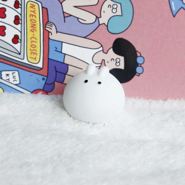 the Small White Rabbit