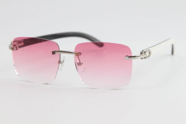 실버 핑크 렌즈