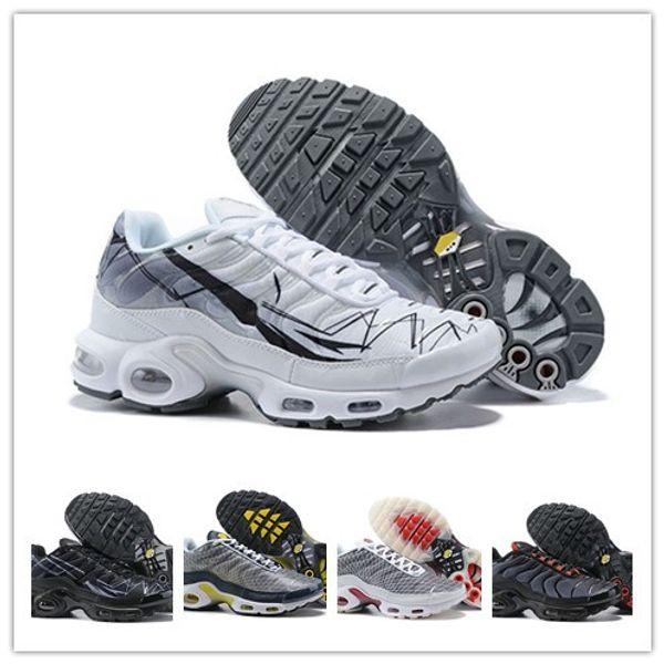 nike air max Mens originale Wmns Plus TN Se Designer Sneakers Chaussures Homme TN Scarpe da basket Uomo Zapatillas TNs Scarpe da corsa Eur40-46