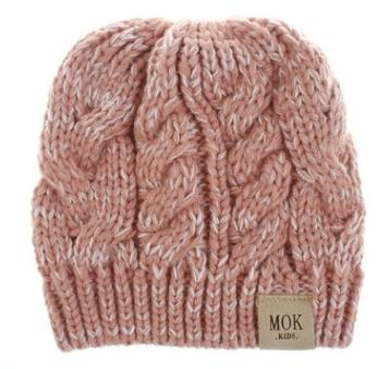 #6 knitted beanie hat