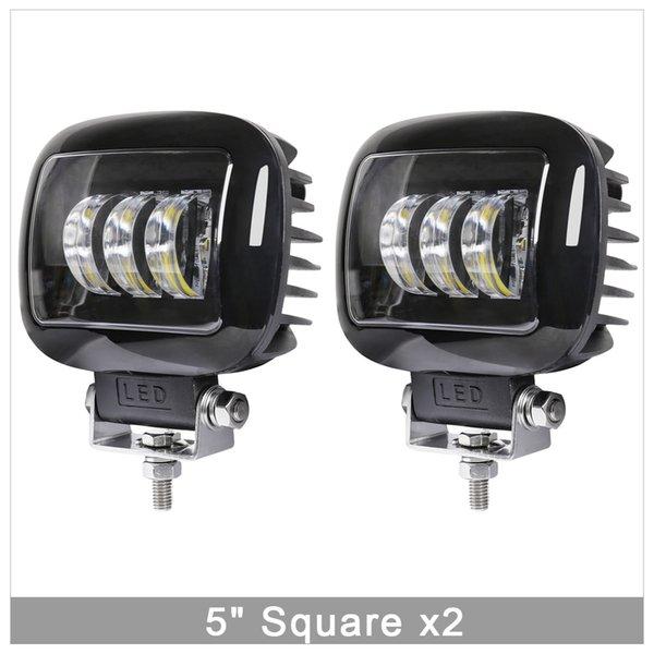 Square x2