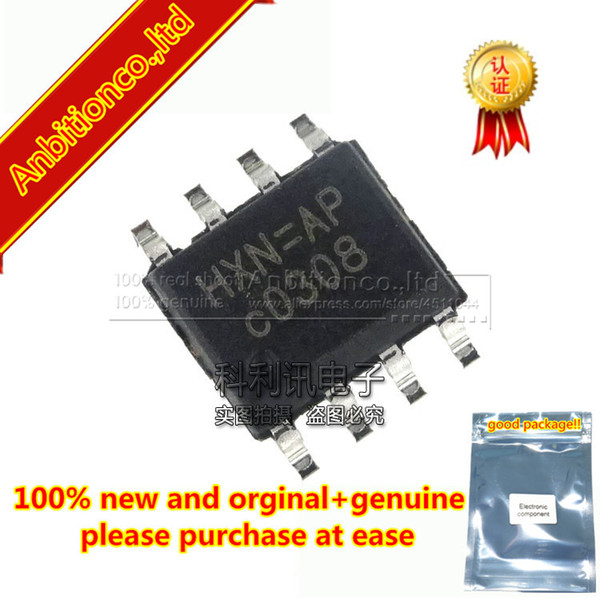 10pcs 100% nuevo y original GS1662 HXN = AP SOP8 Integrated Cable Driver en stock