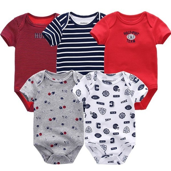 Baby Boy Rompers 069