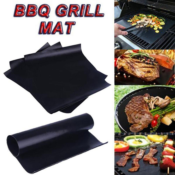 Stainless Steel BBQ Grilling Tool Set Accessories for Camping Portable