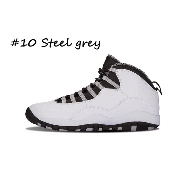 # 10 Stahlgrau