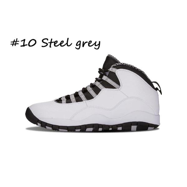 #10 Steel grey